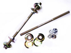 LINK ROD KIT 200MM LONG (NO BUSHINGS)
